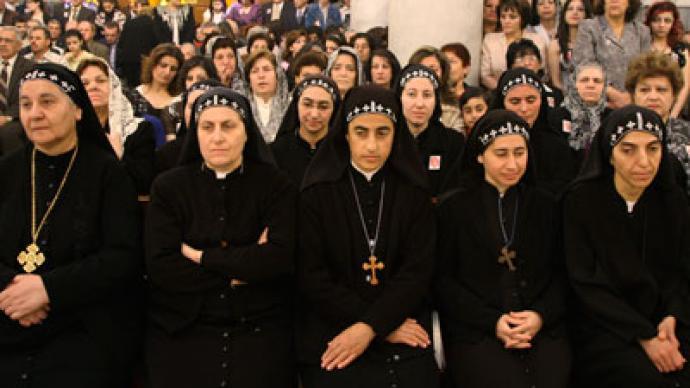 Syrian Christians in 2-week blockade by rebel fighters, residents desperate