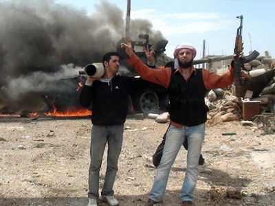 Syrian opposition & Co –  Freedom fighters or unrestrained criminals?