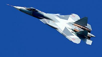 Rarefied air: Russian 5G fighters boast cutting-edge life support systems