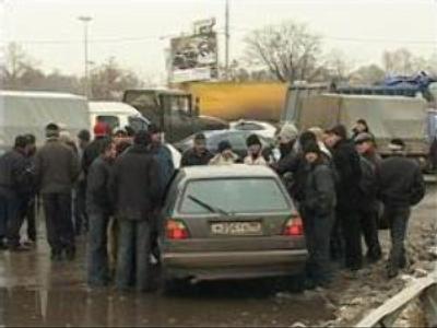 2 Tajik market workers killed in Moscow
