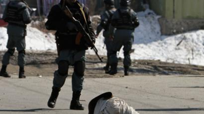 US soldier opens fire on Afghan civilians killing 16