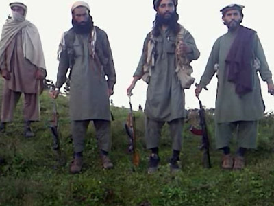 Pakistani Taliban release video of beheaded soldiers