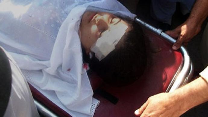 14yo schoolgirl activist shot in head by Pakistani Taliban