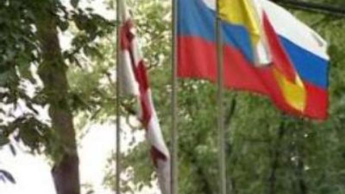 Talks on Georgian-South Ossetian conflict continue