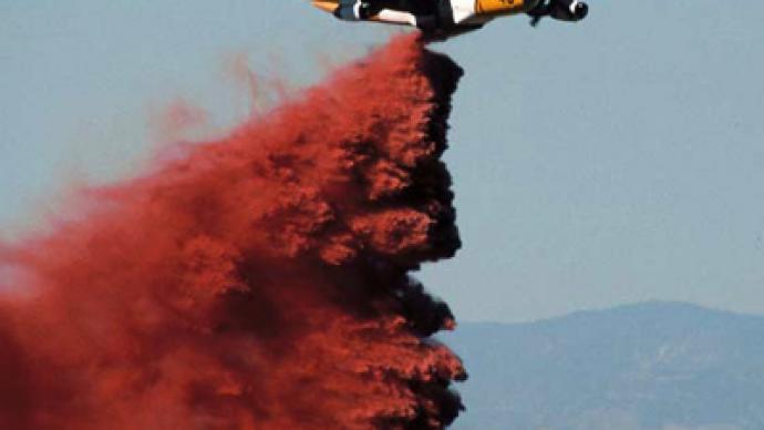 Air tanker crashes in Utah battling massive blaze: 2 pilots dead