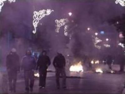 Tensions in Lebanon rise again