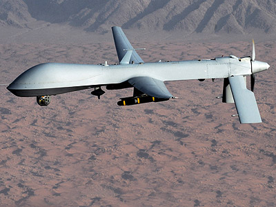 American war drones on despite virus