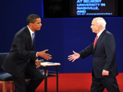 Obama's lead over McCain grows after final debate