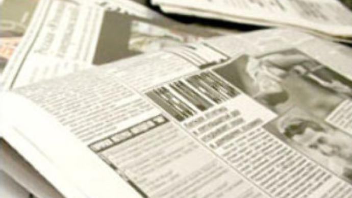 The Media Mirror – Today's Russian press review