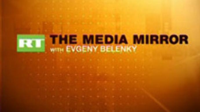 The Media Mirror - What's in today's Russian press?