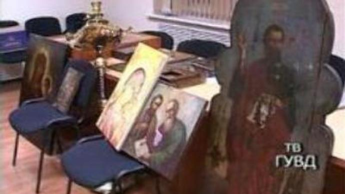 The Priest's murder is being investigated