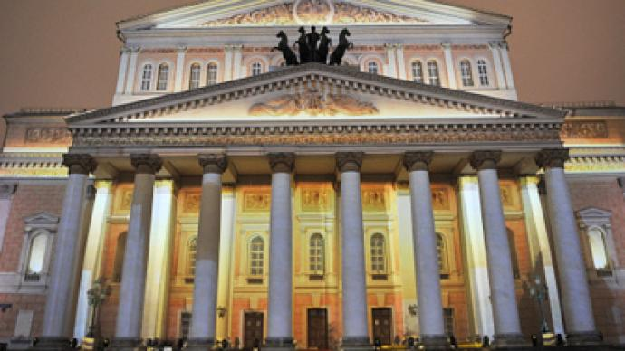 Rebirth of Bolshoi's ticket mafia