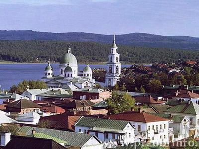 Chelyabinsk, Russia's winter fairytale
