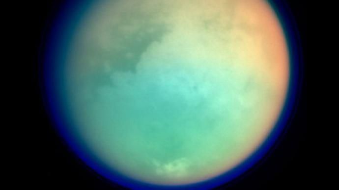 Titan sensation: Saturn's moon has watery ocean under thick ice crust