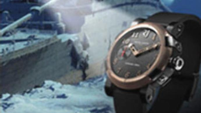 Titanic remnants find new home in luxury watches (Zeenews.com)