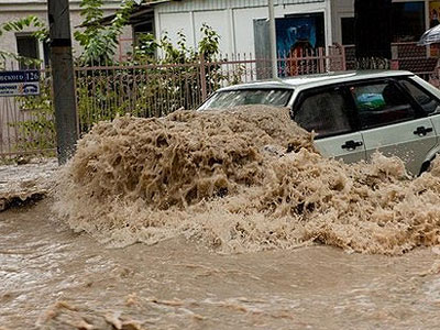 Post-apocalyptic Krymsk: Russia's southern city destroyed by flood (PHOTOS, VIDEO)