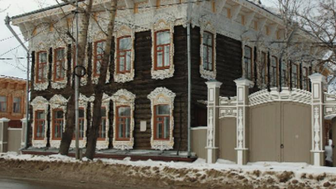 Tomsk: architectural pearl of western Siberia