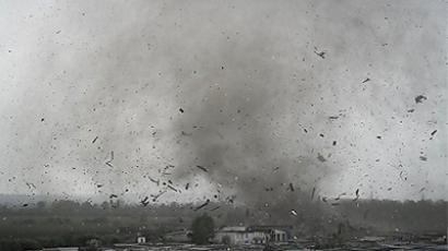 Freak tornadoes sweep North Poland (VIDEO, PHOTOS)