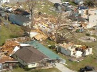 Mayor refuses FEMA trailers despite Tornado damage