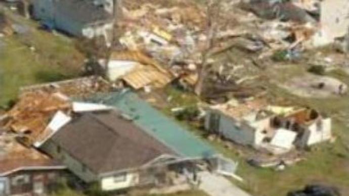 Tornados kills 17 in U.S.
