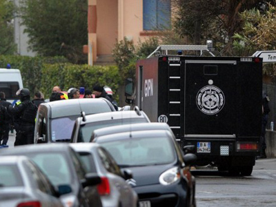 Toulouse gunman captured, hostages released - police