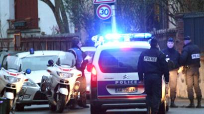 Toulouse gunman shot in head, falls to death in hail of bullets (VIDEO, PHOTOS)
