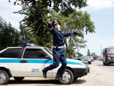 No more traffic police hiding in the bushes