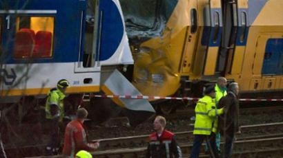 Italian train crash leaves one dead, 25 injured (PHOTOS)