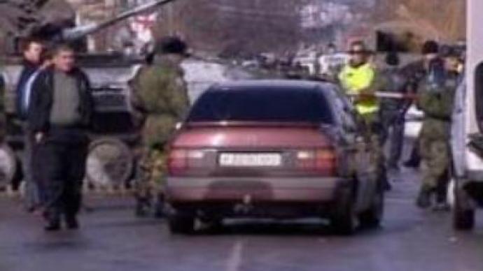 Trans-Caucasian highway still blocked