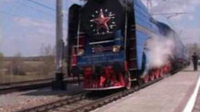 Trans-Siberian to get Super-Class train