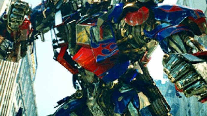 Transformers fan drank gasoline to gain energy