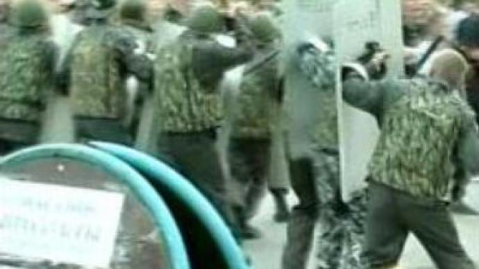 Trial in Kondopoga: alleged riots instigator's case returned to the prosecutors