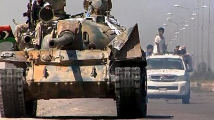 Rebels capture key military base near Tripoli