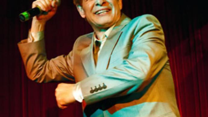 Trololo man chooses multilingual lyrics for Internet hit