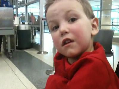Baby breach: Failure to screen newborn causes airport terminal shutdown