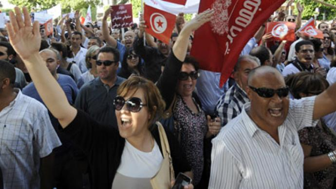 Arrested development: Tunisia deeply divided one year after first free elections