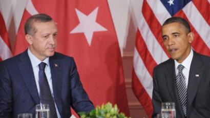 'Turkey backs NATO & global missile defence, Iran opposes both'