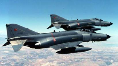 Syria downed Turkish fighter jet over its territorial waters
