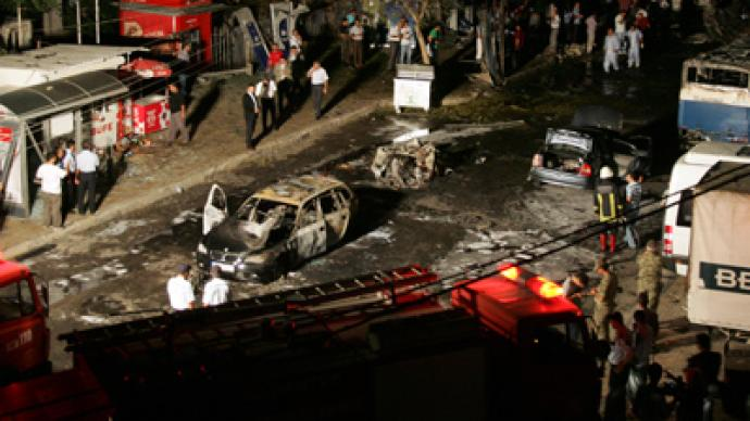 Nine killed, dozens wounded in Turkish car bombing (PHOTOS)