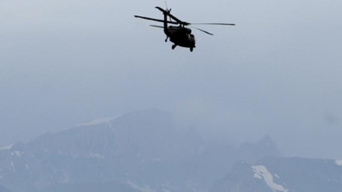 17 killed as military helicopter crashes in Turkey