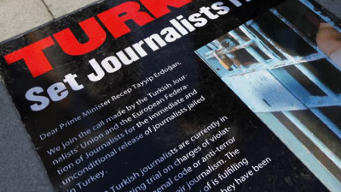 Stop the presses: Turkey tops list of jailed journalists
