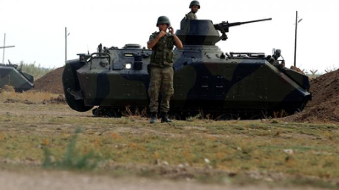 Turkey retaliates at Syria for sixth consecutive day