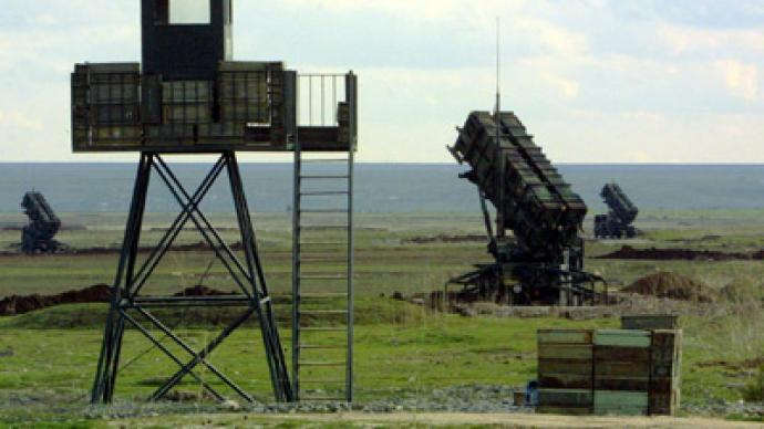 Turkey seeks NATO deployment of Patriot missiles on Syria border