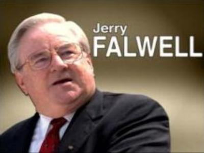 TV evangelist Jerry Falwell dies at 73