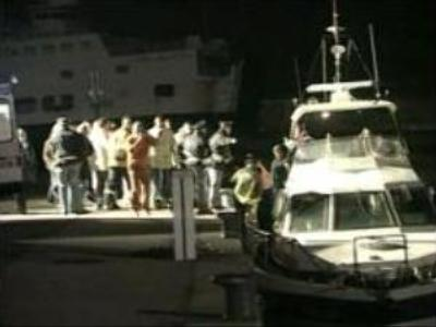 Two dead, dozens injured in Italian ferry collision