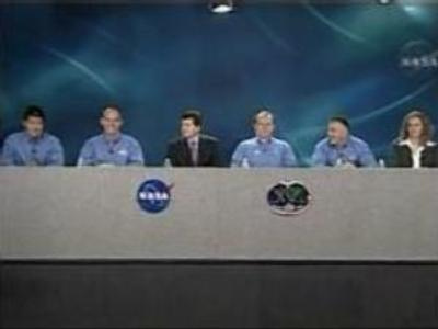 Two Russians selected to go to the International Space Station