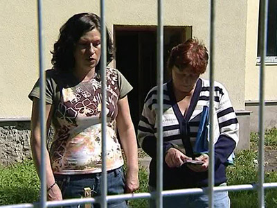 "Two Latvian women ""incarcerated by NATO"""