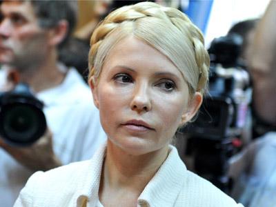 European HR Court blasts former Ukrainian PM's arrest as illegal