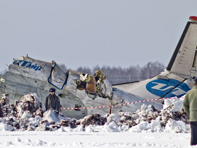 Social network miracle: Siberian plane crash victim found alive a week later (PHOTOS)
