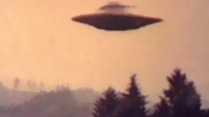 UFOs spotted over eastern China